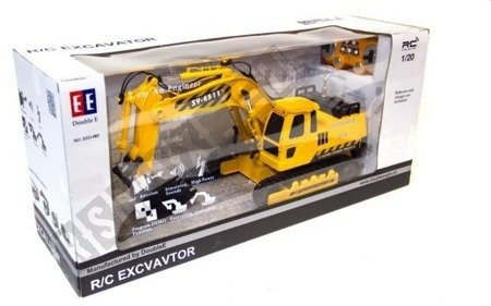 Excavator RC Double Eagle (1:20) HIT !