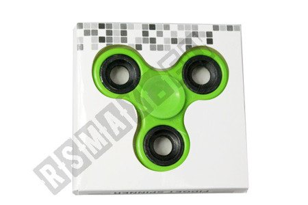 The original super FIDGET SPINNER heavy green