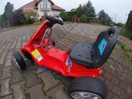 Vehicle battery Gokart 2. 4 g Red