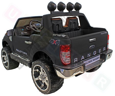 Auto battery Ford Ranger black matte