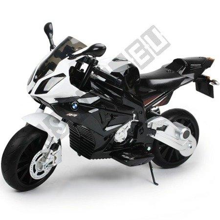 Motor on BMW S1000RR License Black
