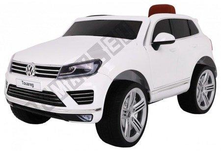 Auto battery VW Touareg white