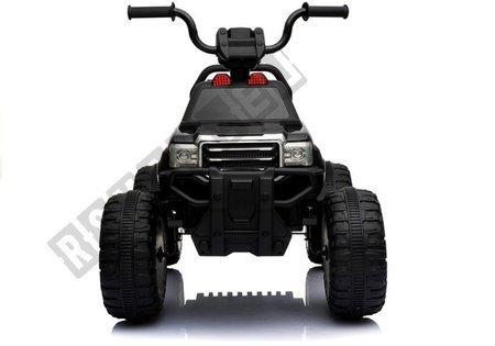 BDM0911 Black - Electric Ride On Quad