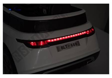 BLT-688 Red - Electric Ride On Car