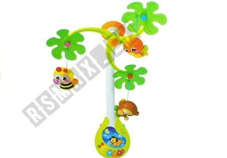 Baby Infant Musical Mobile With Lights and Sounds