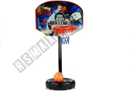 Basketball Set Basket with stand Ball and Pump
