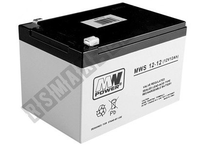 Battery for Electric Ride-On Car 12V 12Ah