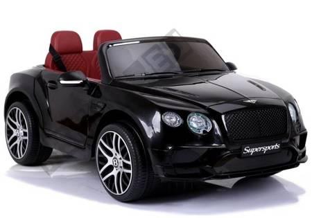 Bentley Supersports Electric Ride-On Car JE1155 Black