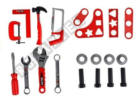 Big Sawmill Tools Set for little Tinkerer 23 pcs
