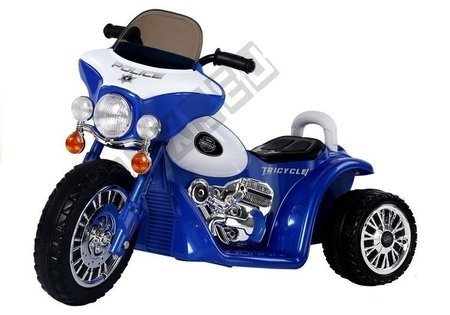 Blue Electric Ride On Motorcycle JT568