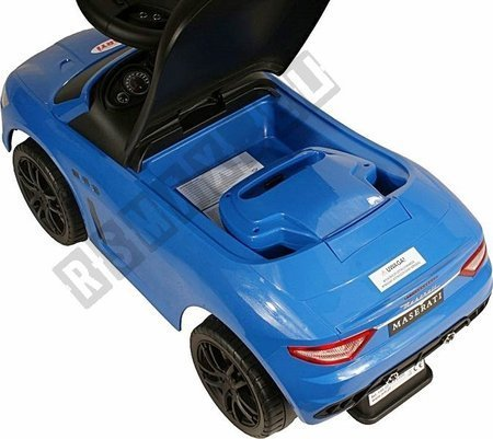 Car Walker pusher Maserati Blue