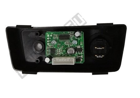 Central Module Panel for Electric Ride-On Quad