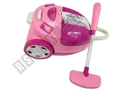Children's  Pink Vacuum Cleaner