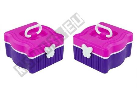 DIY Beauty Beads Set with 2 Cases