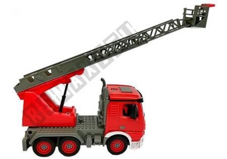 DIY Car 1:14 Fire Truck with Screwdriver