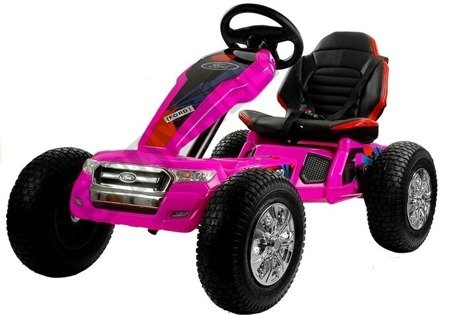 DK-G01 Electric Ride On Gocart - Pink