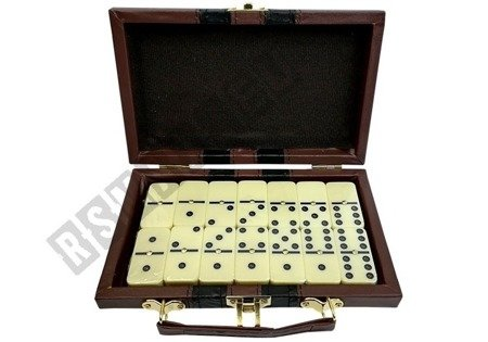 Domino Set in a Case