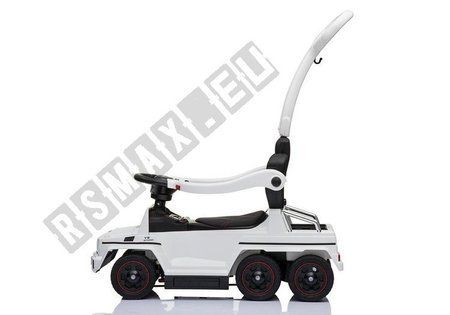 Domyślna nazwaToddlers Ride On Push Along with Parent Handle Mercedes 6x6 SX1838 White