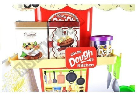 Dough Play Set - Create Your Kitchen