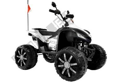 Electric Ride On Quad DMD-268C White