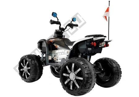Electric Ride On Quad DMD-268C White