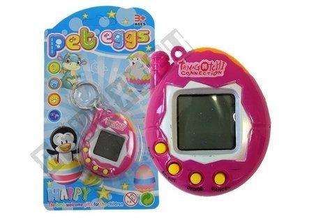 Electronic Animal Tamagotchi Pink