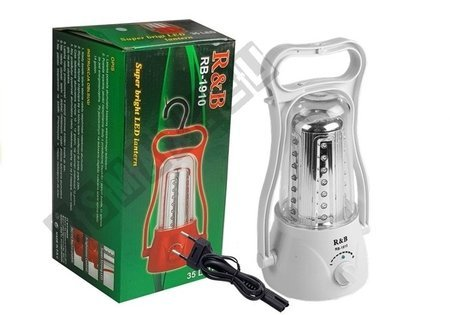 Flashlight RB-1910 35 LED Lantern