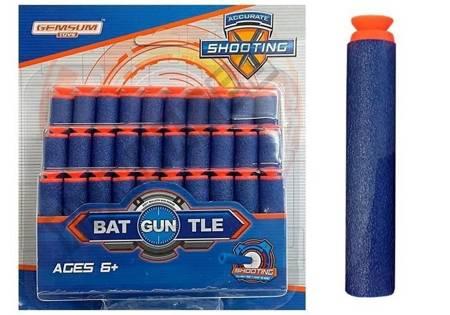 Foam Cartridges Arrows Suction Cup 30 Blue