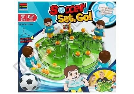 Football Hill Board Game Kick The Ball Footballers
