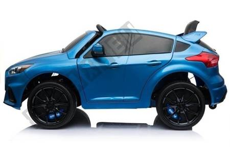 Ford Focus RS Blue Painting - Electric Ride On Car