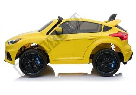 Ford Focus RS Yellow - Electric Ride On Car