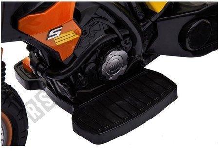GTM2288 Electric Ride On Motorbike - Orange