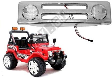 Grill for Electric Ride On Car Jeep Raptor