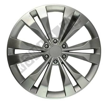 Hubcap for electric ride on AUDI