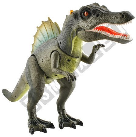Interactive dinosaur remotely controlled 5958 !