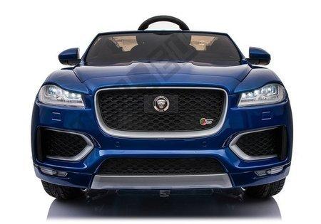 Jaguar F- Pace Electric Ride on Car - Blue Painting