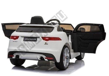 Jaguar F- Pace Electric Ride on Car - White