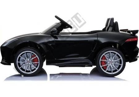 Jaguar F-Type Black - Electric Ride On Car