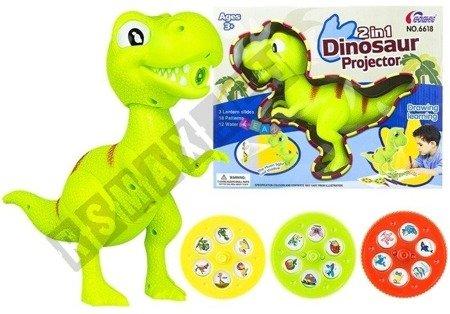 Kids Childrens Toy Overhead Projector Dinosaur 18P
