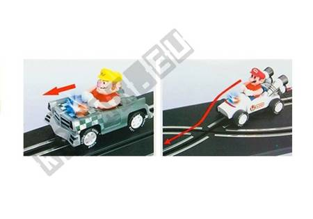 Mario Racing Track with 2 cars - 452cm