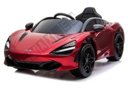 McLaren 720S Electric Ride On Car - Red Painted