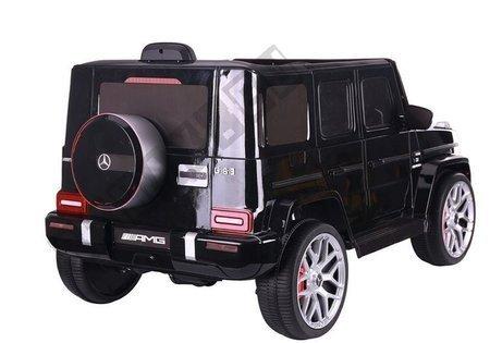 Mercedes G63 Electric Ride On Car - Black