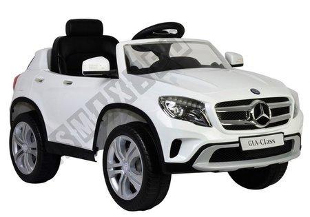 Mercedes GLA45 AMG White - Electric Ride On Car