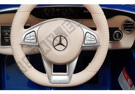 Mercedes Maybach Electric Ride On Car - Pink
