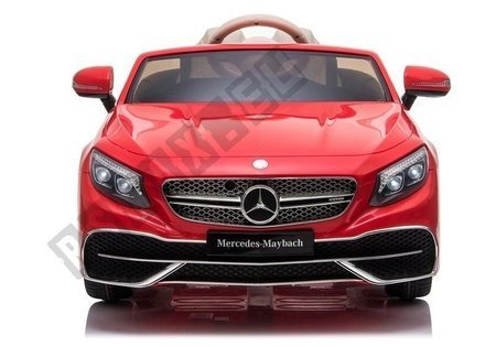 Mercedes Maybach Electric Ride On Car - Red