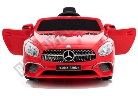 Mercedes SL Electric Ride On Car - Red