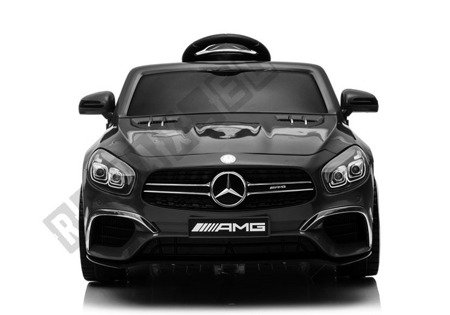 Mercedes SL63 Electric Ride On Car - Black