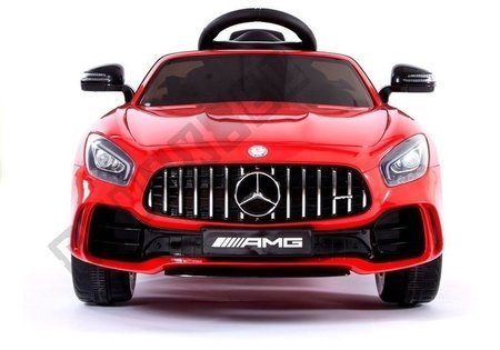 Mercedes SLS AMG GT R Red Painting - Electric Ride On Vehicle