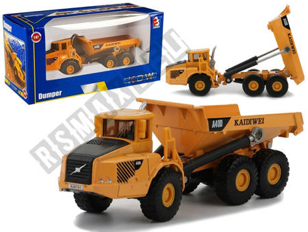 Metal Dumper Truck 1:87 Die Cast Model