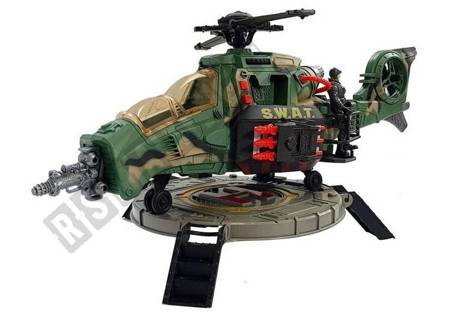 Military Set with Lights and Sounds